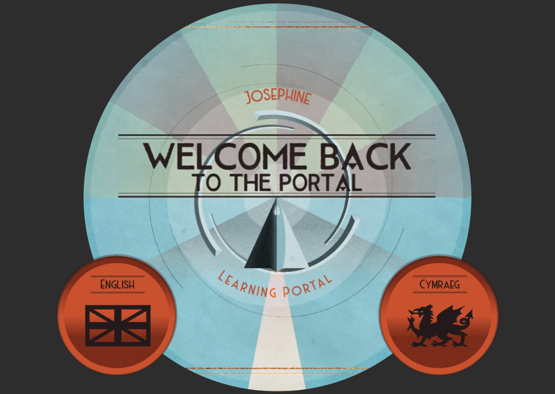 Welcome Back Portal Place